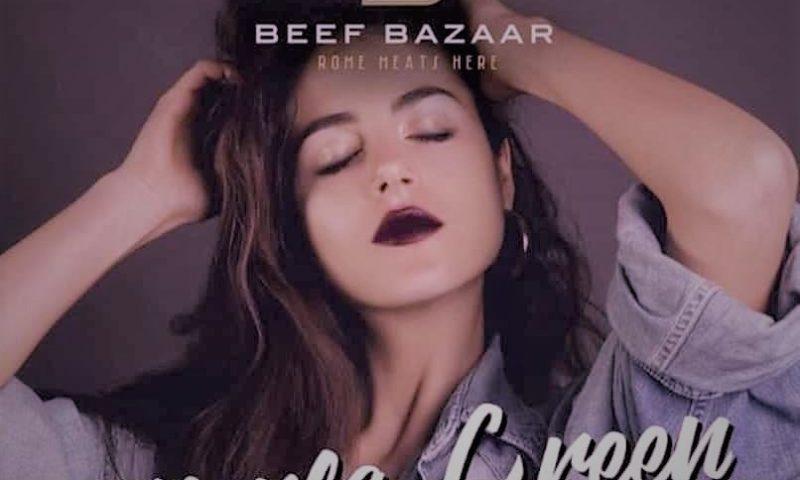 Beef Bazaar: Marla Green Live